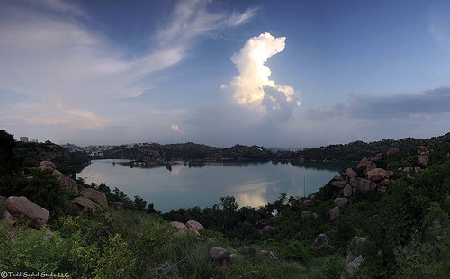 hyderabad lakes Durgam Cheruvu