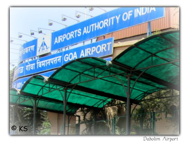 Dabolim international Airport