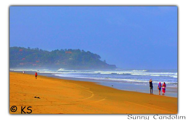 Things to do in Candolim beach
