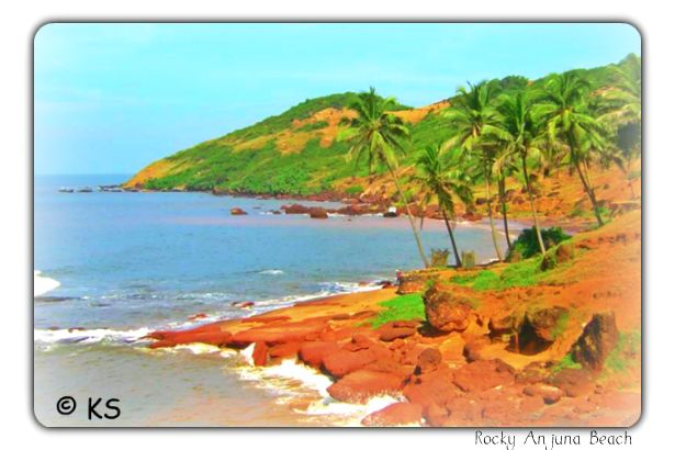 things to do in Anjuna Beach