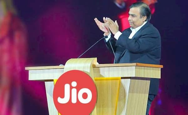 launch of Reliance Jio