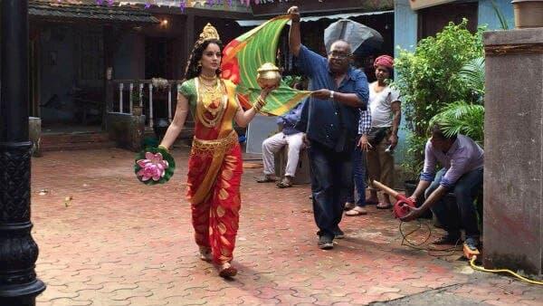 Goddess Kangana Ranaut