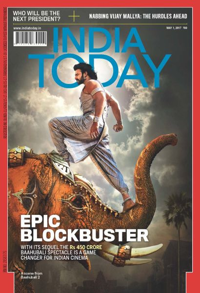 Baahubali movie epic blockbuster