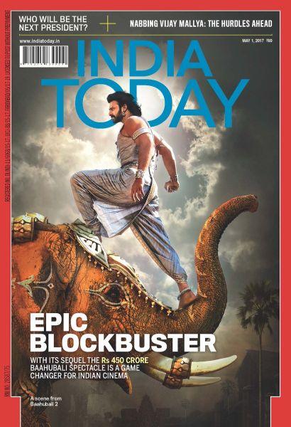 Baahubali movie epic blockbuster