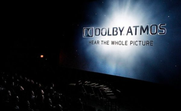 Dolby Atmos surround system