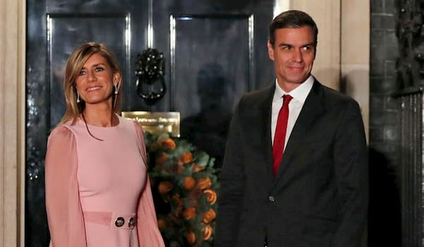 Spanish PM's wife has tests positive for coronavirus